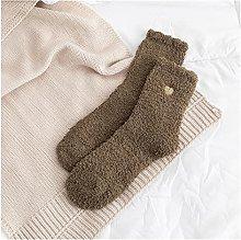 YTNGYTNG calcetín Engrosamiento de Las Mujeres