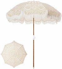 YUEN Parasol Jardin, 180cm Sombrillas Playa