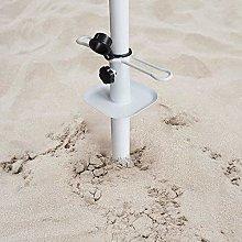 YUEN Soporte Sombrilla Playa, Base Sombrilla De