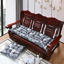 Yuing Cojín de banco para silla reclinable de