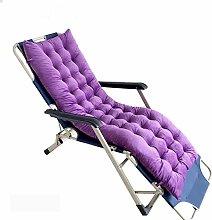 Yuly Cojín grueso acolchado para silla reclinable