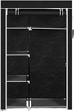 YUXI8541NO Armario portátil para dormitorio,