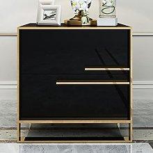 YUXIwang Simple Modern Blanco Negro Moderno de