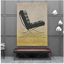 YXFAN Carteles e impresiones de la silla de