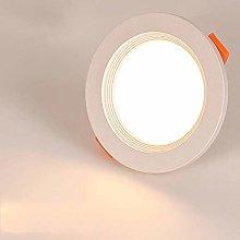 YXLMAONY Luz de Trabajo Lámparas de Techo LED de