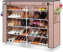 Yxsd shoe rack Dos colores opcionales zapatero de