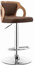 Yyqx Taburetes de barra para sillas de bar, 1