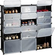 Zapatero Modular Grande 18 Compartimentos,
