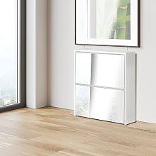 Zapatero mueble blanco armario cómoda pasillo