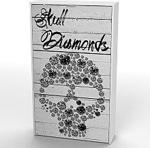 ZAPATERO SKULL DIAMONDS