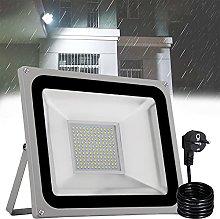 ZCM-JSDTWS 50W 100W LED Foco Exterior 6500K