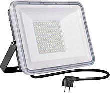 ZCM-JSDTWS 50W 100W LED Foco Exterior Alto Brillo