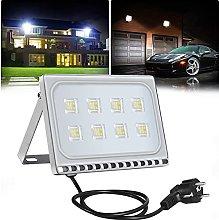 ZCM-JSDTWS Foco LED Exterior,50W 100W Foco LED con