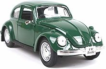 ZCME-power 1:24 Beetle Modelo de Coche/Simulation