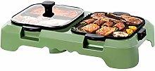 ZCME-power Hot Pot Barbacoa Integrado Pot Barbacoa