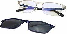 ZCR Magnéticos Clips de Gafas de Sol, Anti-UV