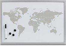 Zeller 11573magnético/Pizarra de World,