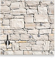 Zeller 11651 - Pizarra de Madera, Cristal, Vidrio,