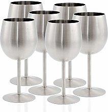 Zelsius Set de Copas de Vino I 6 Piezas I Vino
