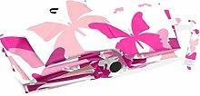 ZGMMM paraguas plegable romántico mariposa
