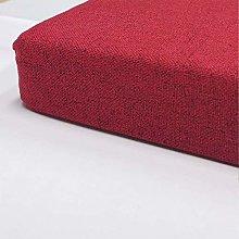 ZHI-HHA Color Sólido 长条垫,Grueso Rectangular