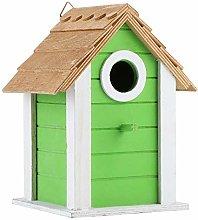 Zhjvihx Casas para pájaros para Exteriores,