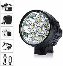 ZIHAOF Luces Bicicleta LED, Luces T6 LED Bicicleta