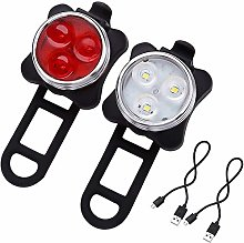 ZIHAOF Luces Bicicleta LED, Luces Trasera