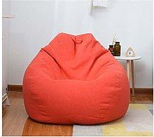 ZIJ Lazy Sofá grande y pequeño perezoso fundas