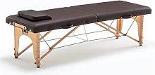 Zjcpow Mesa de masaje plegable plegable portátil