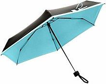ZJJJD Hermoso Paraguas Flexible Duradera
