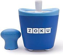 Zoku ZK110-BL - Heladera, color azul