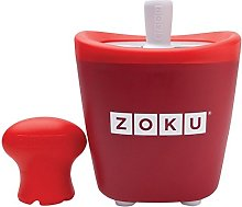 Zoku ZK110-RD - Heladera, color rojo