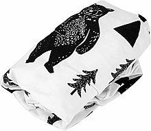 Zwindy Funda para colchón Cambiador, Cobertor