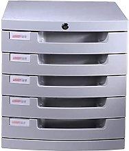ZXYDD Clasificadores de cajones, 5 capas con