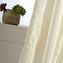 ZYY-Home curtain Cortinas De Visillo Lino con