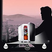 ZZWBOX Mini frigorífico,6l Mini Nevera electrica